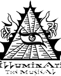 Kiss the Giraffe Productions - Production History - ILLUMINATI: The Musical (2005)